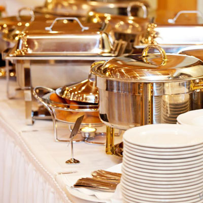 Chafing Dishes manufacturers, suppliers & exporters in India, Copper Chafing Dish exporters India, Chafing Dishes Manufacturers, Chafing Dishes suppliers
